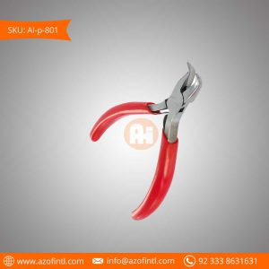 Bent Chain Nose Pliers