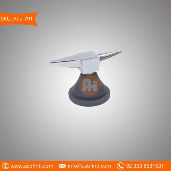 Double Horn Anvil Circular Base