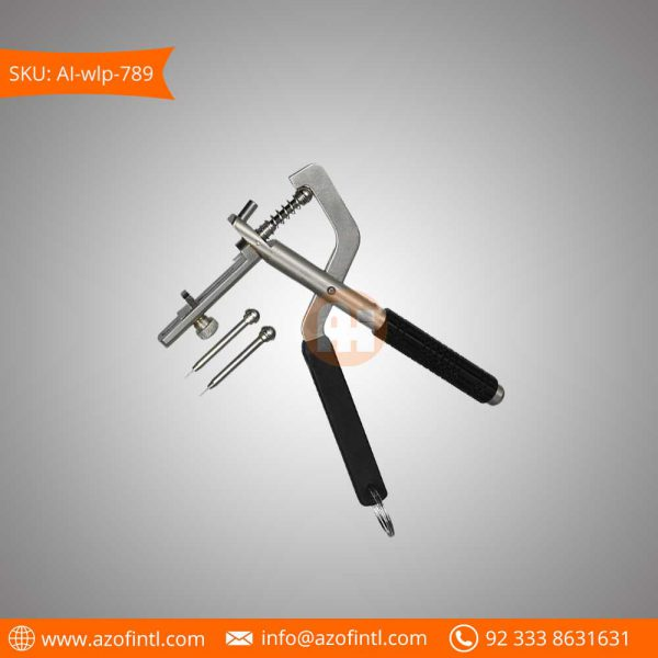 Link Pin Remover Plier Adjustable Band