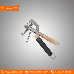 Link Pin Remover Plier With Ring