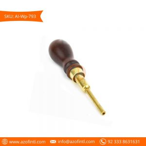 Pin Pusher Brown Colored Handle