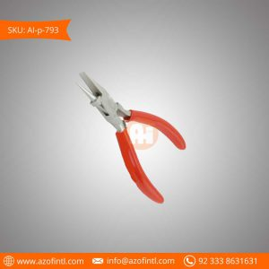 Flat Round Nose Pliers